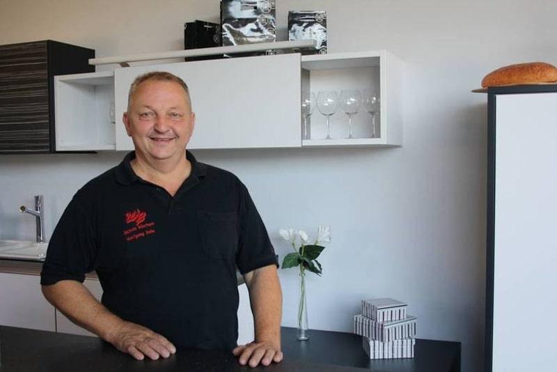 Wolfgang Bohn Geschäftsführer Bohn Küchen
