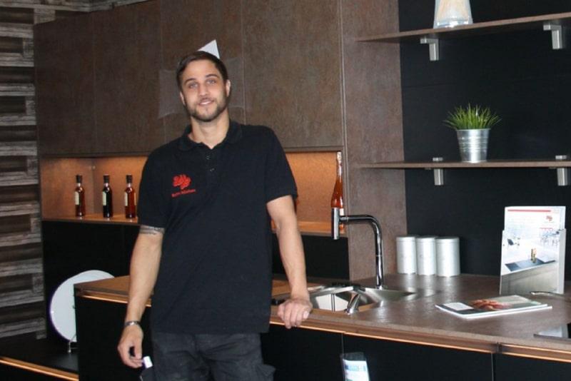 Benjam Balz Mitarbeiter Bohn Küchen
