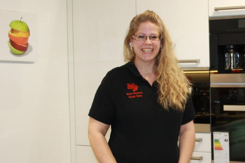 Nicole Bohn Mitarbeiterin Bohn Küchen