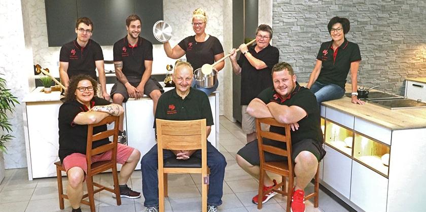 Team Bohn Küchen Weissach