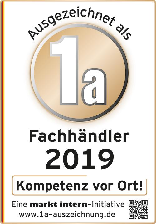 Zertifikat Bohn Küchen 2019